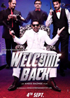 welcome back HD Video Songs