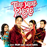 Download Tere Mere Phere HD Video Songs